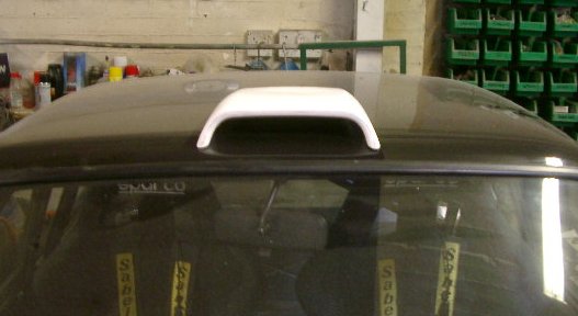 Ford Escort Mk 2 Roof Vent Outer Type 2